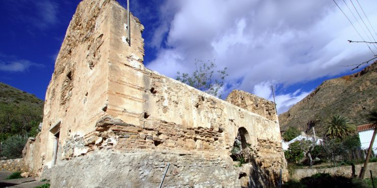 "Antica ""Mezquita de Serena"" del XVI secolo, Bedar"
