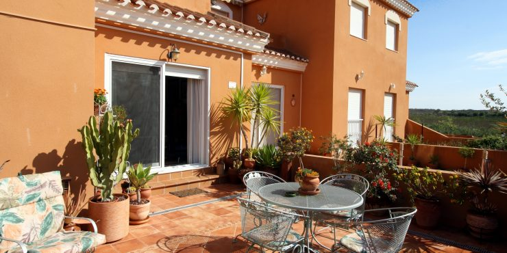 Spacious Townhouse in Huerta Nueva, Los Gallardos