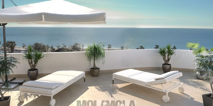 Contemporary New Beachfront Development in Mojacar Playa