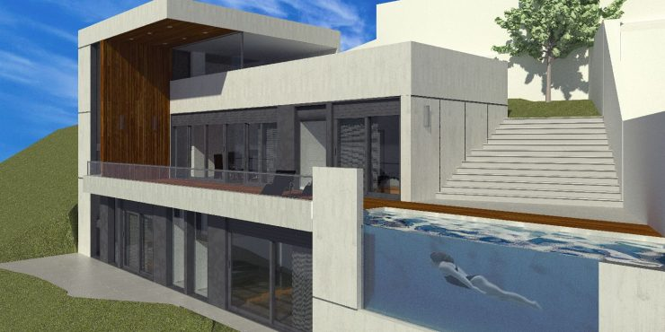 Eco-friendly Off Plan Villa for Sale in La Parata, Mojacar Playa