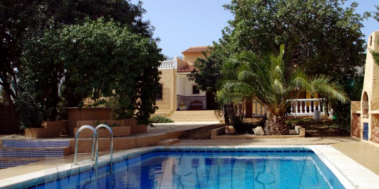 Charming Family Home in Mojacar Playa