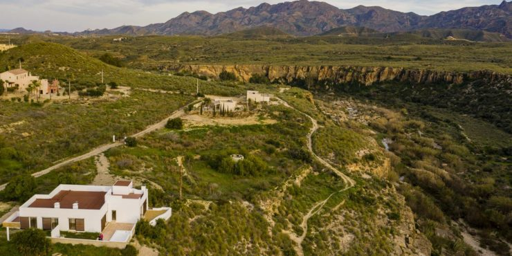 Renovated Andalusian cortijo in breathtaking location