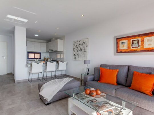 small apartment in Mojacar