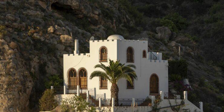 Moorish, detached house in the village of Mojacar