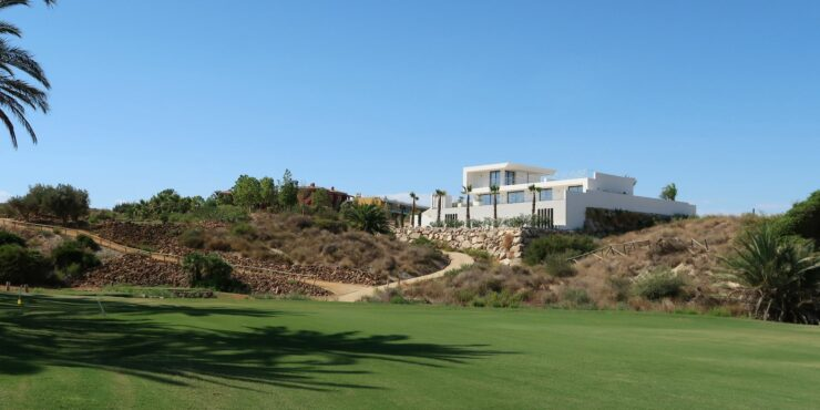 Exquisite Contemporary Villa in Valle del Este, Frontline Golf Course