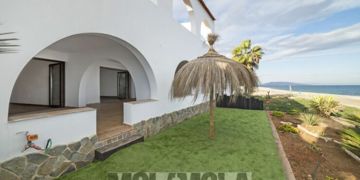Unique Beachfront Apartment in Mojacar Playa for Sale