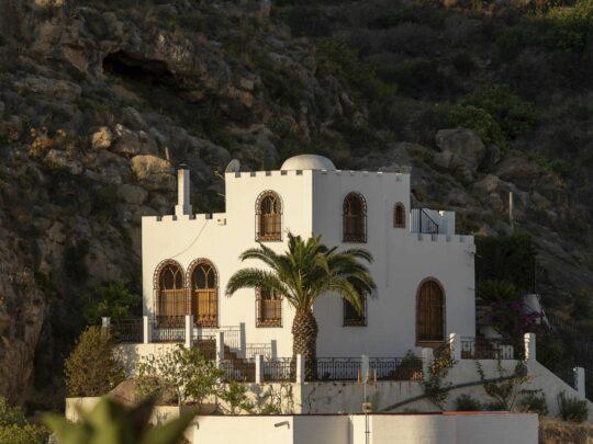 moorish villa in Mojacar